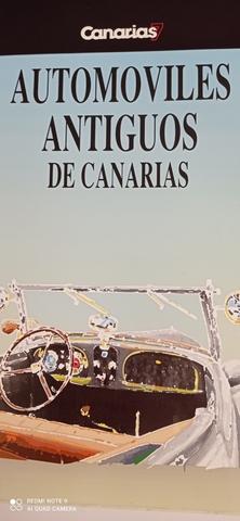 Automóviles Antiguos De Canarias