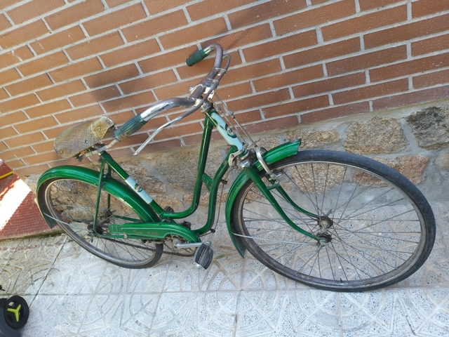 Bicicleta Gac De Varillas