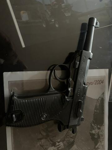 Pistola De Exposición