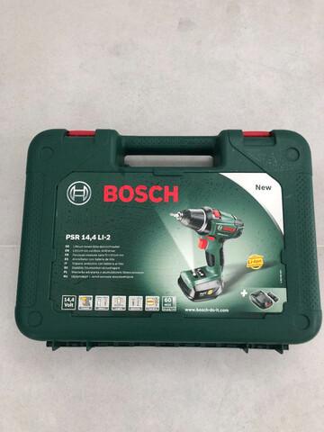 Atornillador Bosch 14, 4 Ve