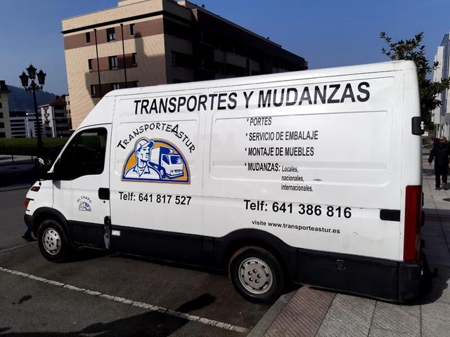 MUDANZAS TRANSPORTEASTUR - foto 1
