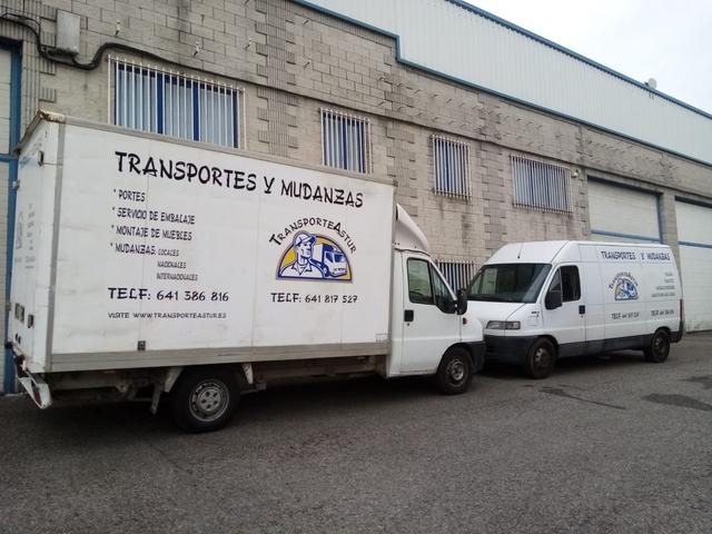 MUDANZAS TRANSPORTEASTUR - foto 2