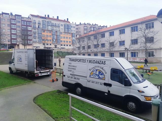 MUDANZAS TRANSPORTEASTUR - foto 4