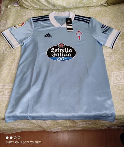 Camiseta Celta 20/21 Iago Aspas