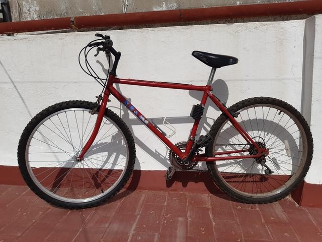 """Bicicleta De Montaña De 26\"""""""