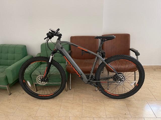 "Bicicleta Megamo Bateria Xl,  29"""