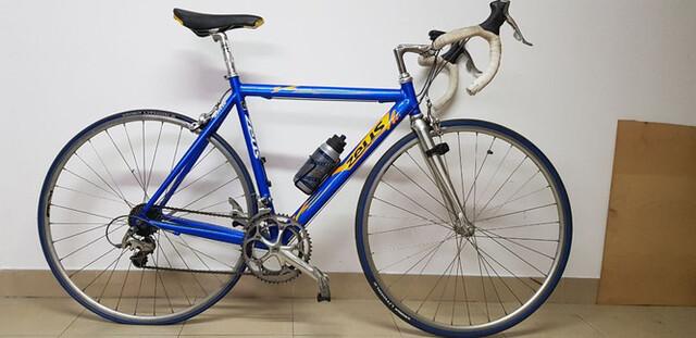 Bicicleta Carretera Zeus Db 7005 Alloy
