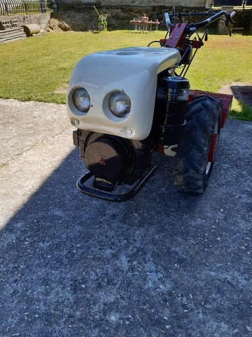 MOTOCULTOR LANDER - foto 3