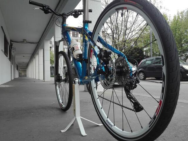 Bicicleta Urbana Cosmos