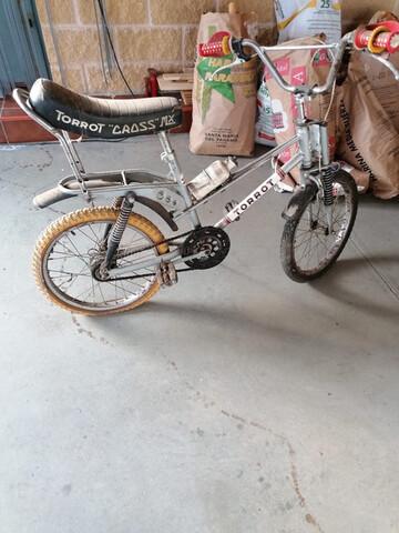 Bicicleta Torrot Crass Mx