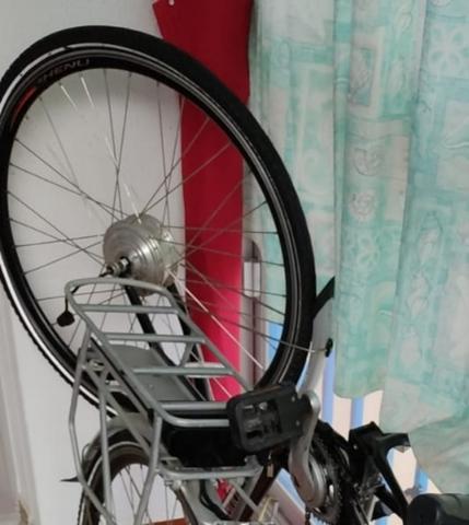 Motor Delantero Bicicleta Eléctrica 36V