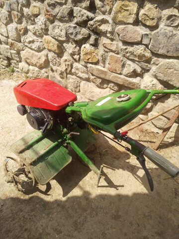 SE VENDE MOTOAZADA AGRIA 3000 - foto 1