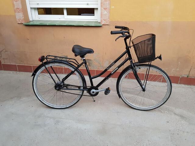 Bicicleta Decathlon-Belle Epoque