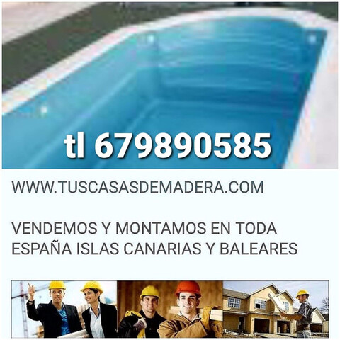VENTA A TODA ESPAÑA. CASAS DE MADERA. .  - foto 5