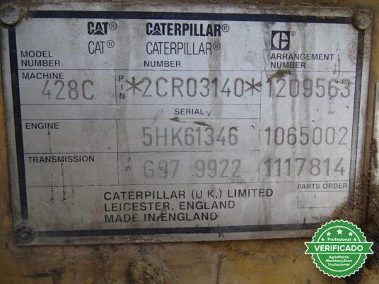 CATERPILLAR 428 C - foto 8