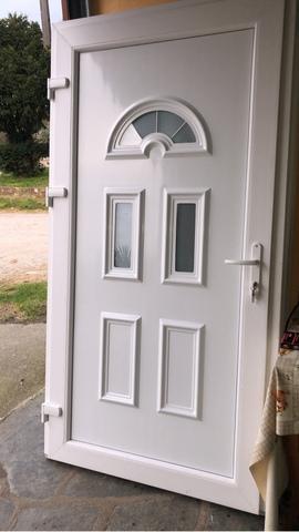 Puertas Entrada De Pvc,  Precio Ocasión