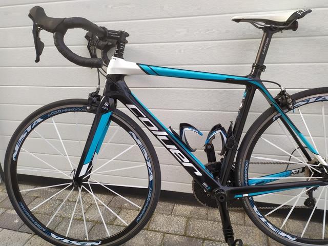 Bicicleta De Carbono Como Nueva