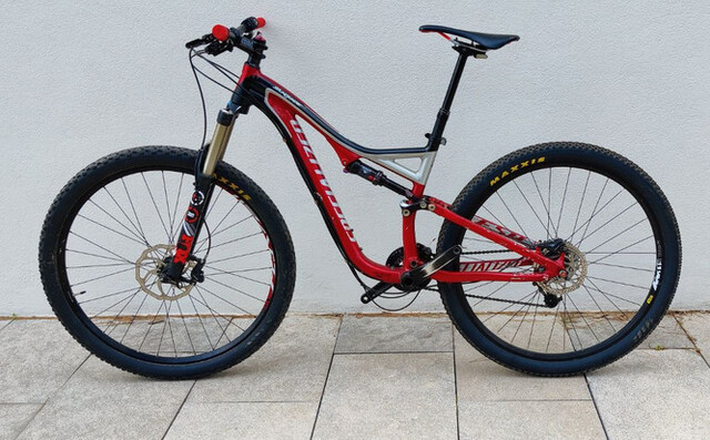 Bicicleta Btt Specialized Stumpjumper