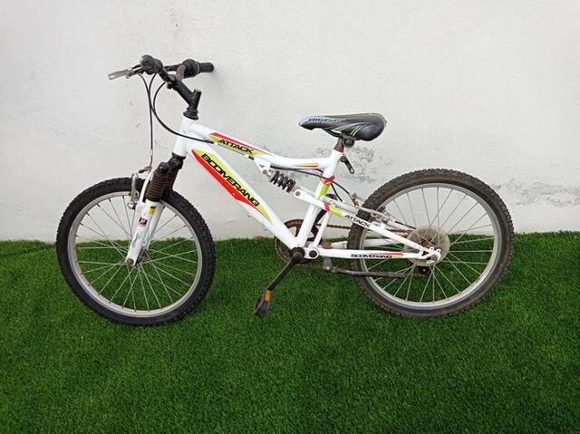 Bicicleta Para Niño Entre 6 A 10 Años