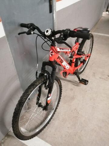 Bicicleta De Montaña 24 Pulgadas.