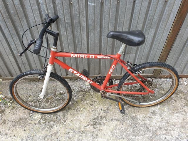 Vendo Bicicleta Niños