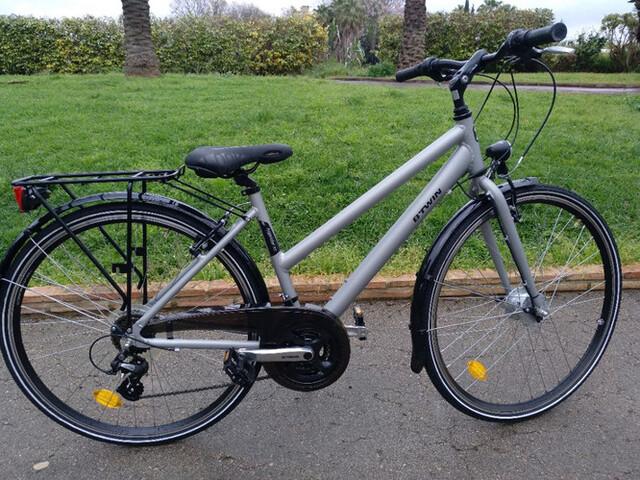 Bicicleta Urbana Chica