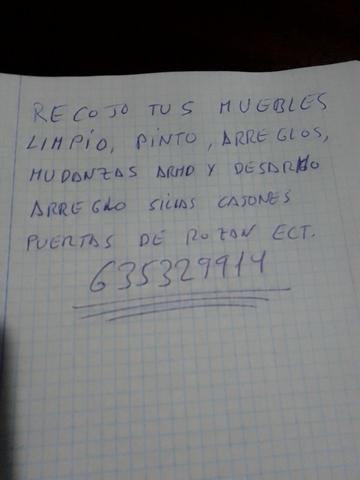 CHICO ESPAÑOL MUCHAS GANAS DE TRABAJAR - foto 2