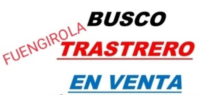 COMPRO TRASTERO ZONA TORREBLANCA - foto 1