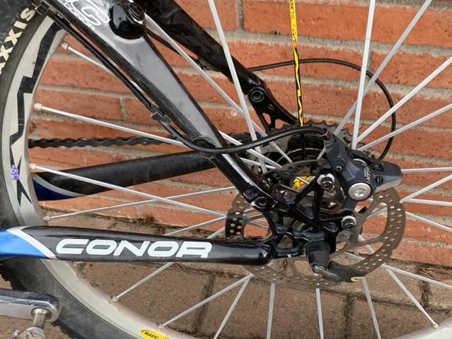 CONOR WRC1 CARBONO TALLA M - foto 6