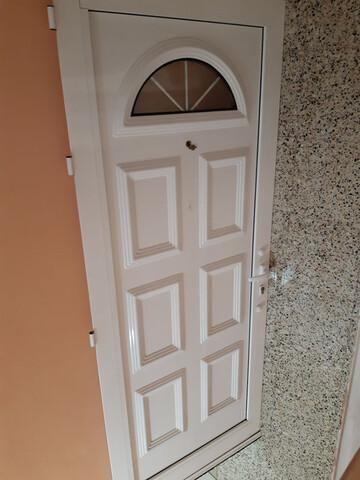 Puerta Aluminio Entrada