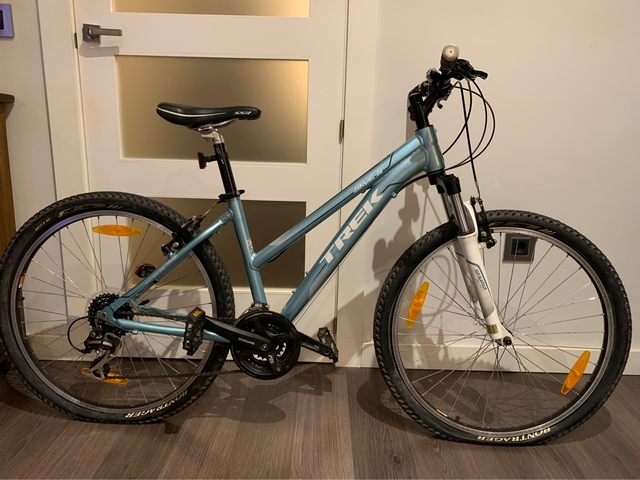 Bicicleta Trek De Mujer.
