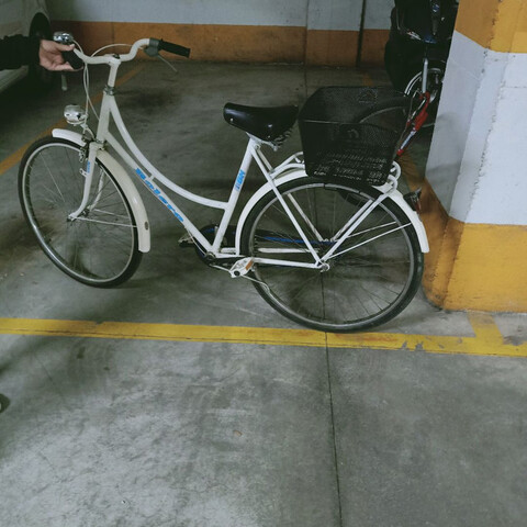 Vendo Bicicleta Bh Bolero Clasica