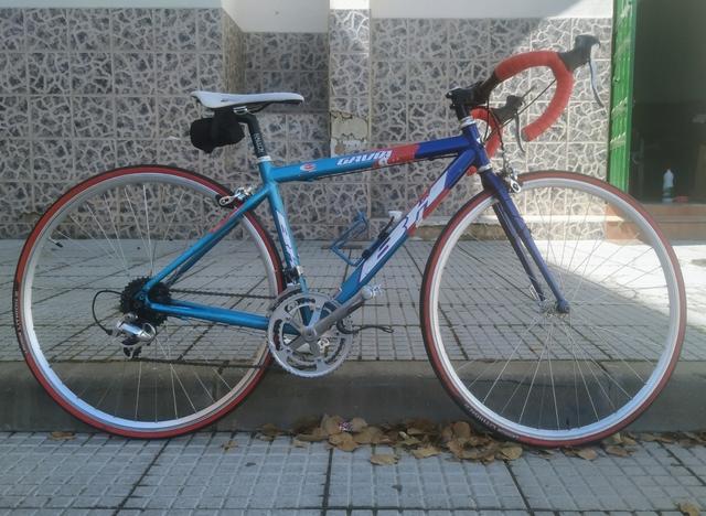 Bicicleta Bh De Carretera