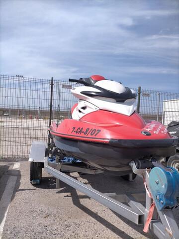 VENDO MOTO DE AGUA (RXP)Y FLY BOARD - foto 1