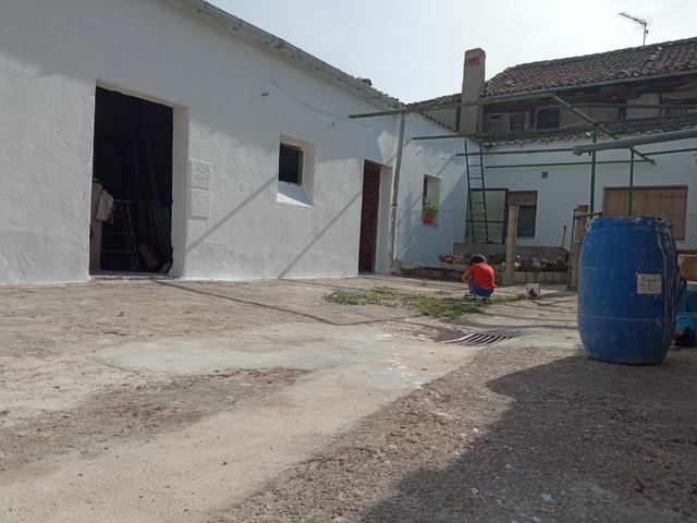 MARAZOLEJA CASA DE PUEBLO.  PATIO - foto 4