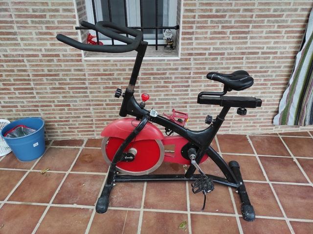 BICICLETA SPINNING - foto 1