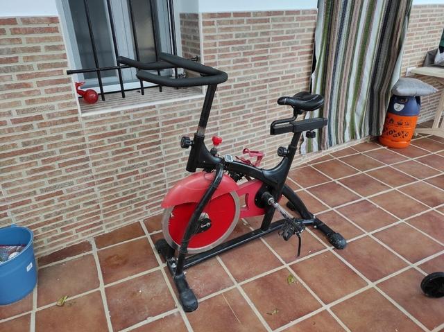 BICICLETA SPINNING - foto 2