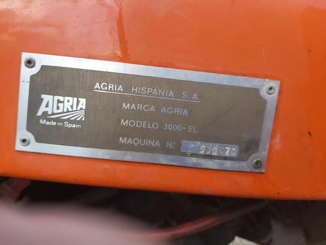 MOTOCULTOR AGRIA HISPANIA - foto 2