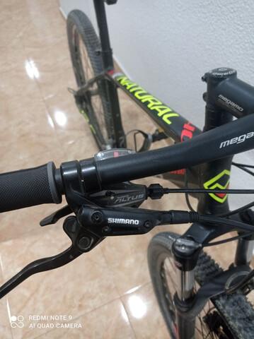 Vendo Bicicleta Megamo Natural 40
