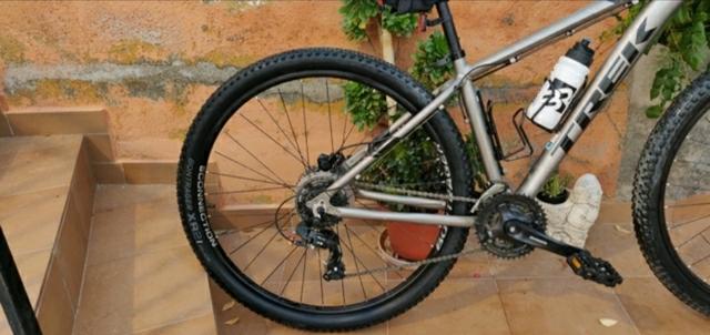 Bicicleta Montaña Trek