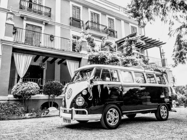 FURGO VW T1 T2 PARA BODAS Y SERVICIOS - foto 4