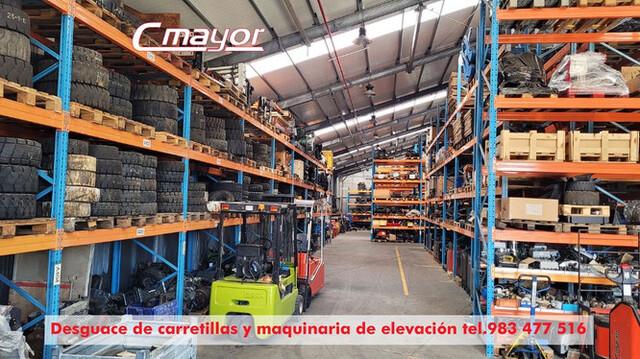 DESGUACE DE CARRETILLAS ELEVADORAS - foto 2