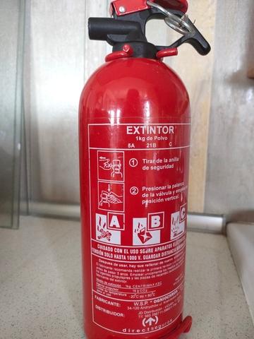 Extintores De Casa,  Coche, Tienda