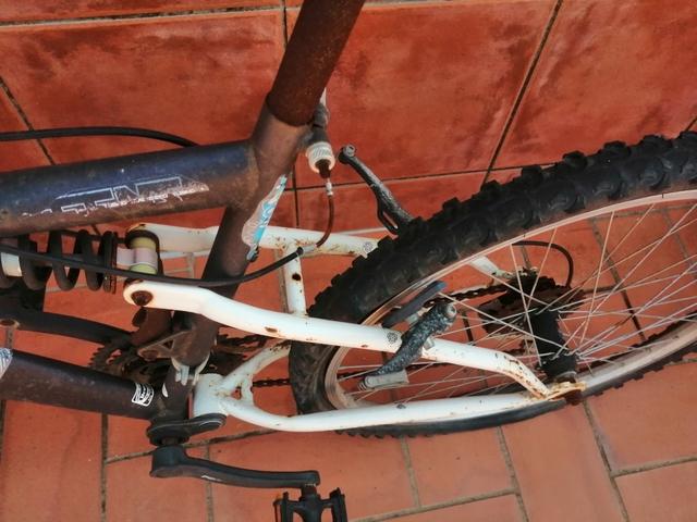 BICICLETA PARA RESTAURAR - foto 2