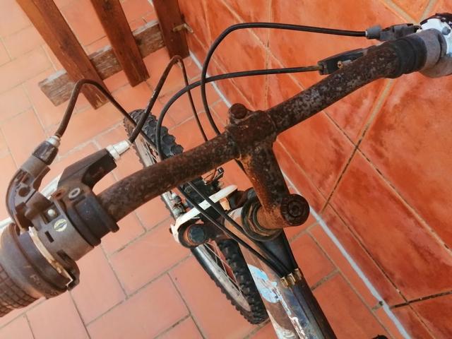 BICICLETA PARA RESTAURAR - foto 3