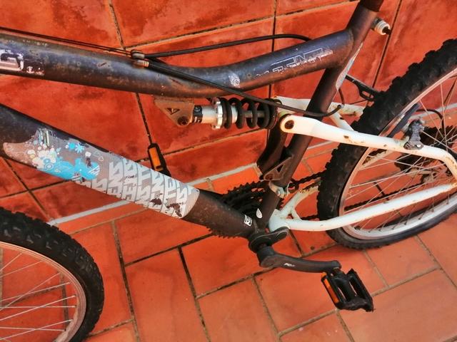 BICICLETA PARA RESTAURAR - foto 6