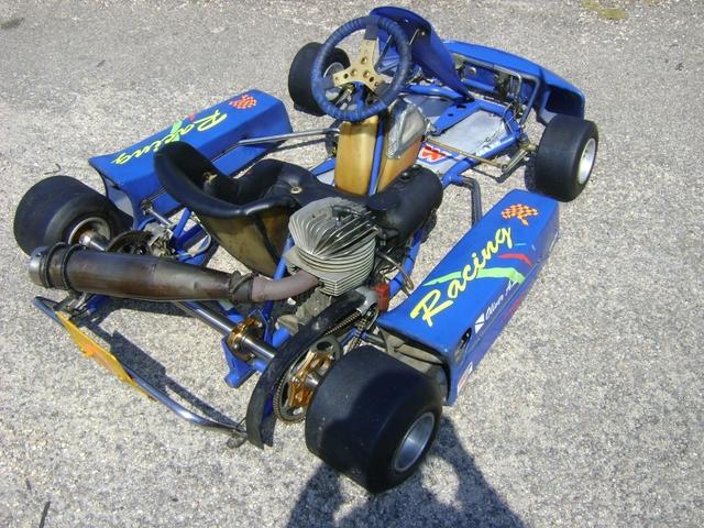 KART MOTOR IAME CHASIS MW - IAME - foto 2