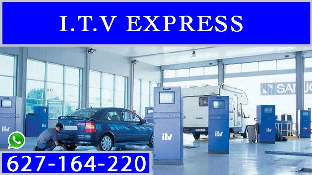 CITA ITV EXPRESS DE UN DIA PARA OTRO - foto 1