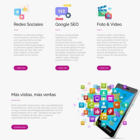 DISEÑO WEB ONLINE | DISEÑADORES GRÁFICOS - foto 2