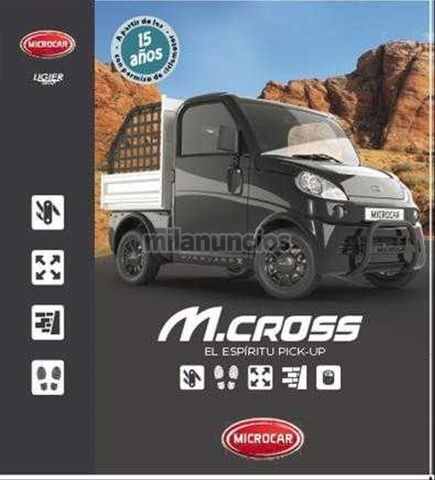 MICROCAR - M CROSS CAMION - foto 5